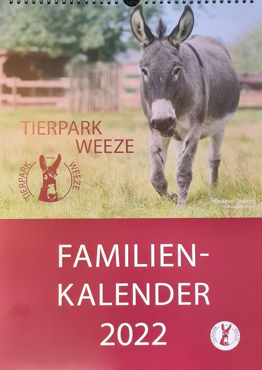 Tierparkkalender 2022