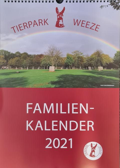 Tierparkkalender 2021